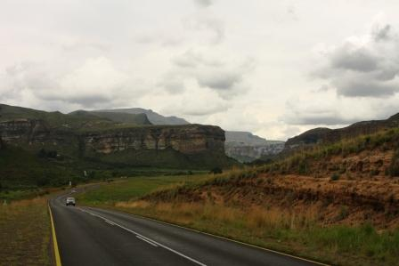 golden gate highlands np