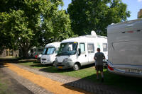 Haller camping Budapest