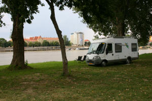 Szeged-camping